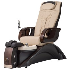 Pedicure Chairs Used Padded Sling Swivel Patio Echo Le Spa Station Spas F122 Continuum