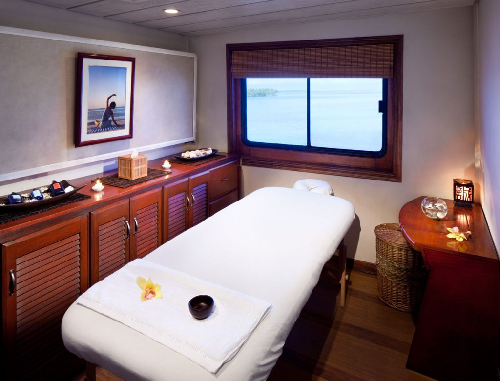 Setting Up The Massage Room For a Beautiful Environment