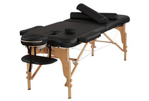 Massage Table With Carry Case