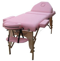 Pink Best Massage Table