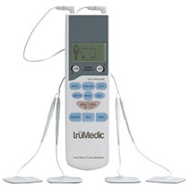 truMedic-TENS Unit Electronic Pulse Massager