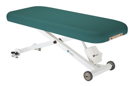 Earthlite Ellora Electric Lift Massage Table Amethyst