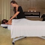 heated massage table for massage therapists