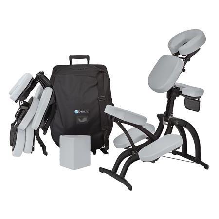 EarthLite Avila II Portable Massage Chair Package for Sale
