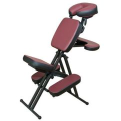Nrg Massage Chair Linen Tufted Kirklands Oakworks Portal Lite - Portable