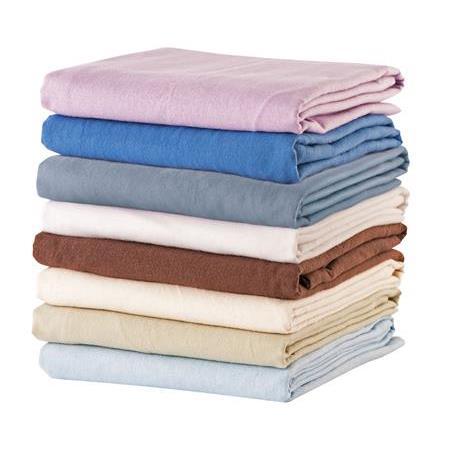 NRG Deluxe Flannel Massage Table Sheet Set Massage linens