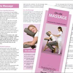 Nrg Massage Chair Nursing Australia Buy On Site Brochure 50 Pack