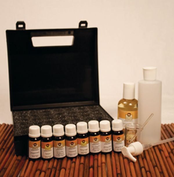 Lotus Touch Basic Aromatherapy Introductory Package