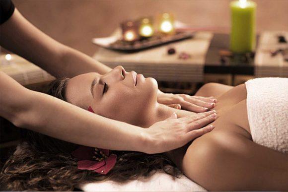 relajante masaje