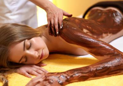 Masaje con chocolate Tarragona