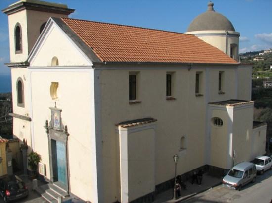 Chiesa di Schiazzano - Massa Lubrense