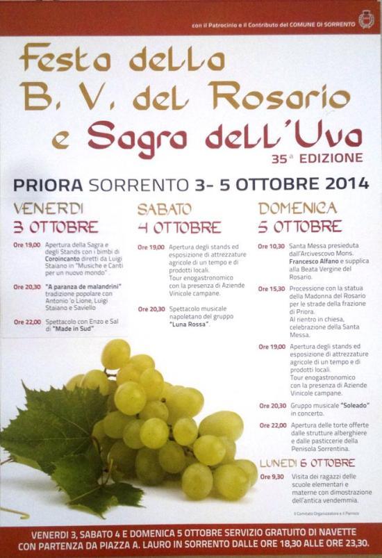 sagra priora 2014