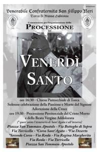 processione venerdì santo Torca 2016