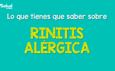Sobre la Rinitis Alérgica