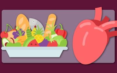 La alimentación como clave para prevenir un infarto…