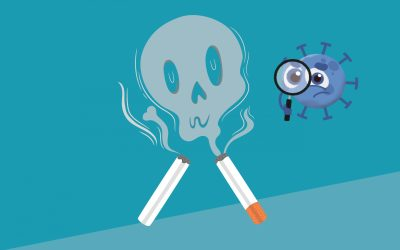 El tabaquismo aumenta el riesgo de contraer COVID-19