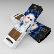 packaging design hair extensions