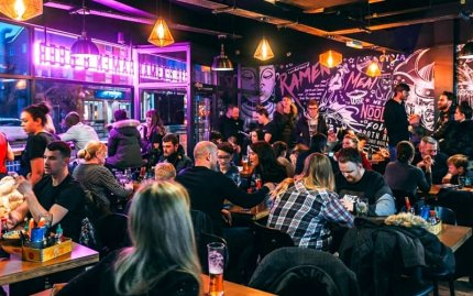 MAGGIE FU | one of Liverpool's most instagrammable restaurants