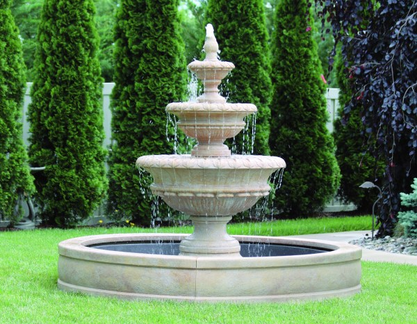 Fiberglass Pool Fountains