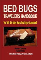 Bed Bug Travel Book