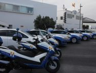Tías destina más de 35.000 euros para la adquisición de chalecos de protección para la Policía Local