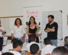 Los colegios de Arrecife se llenan de Palabras al Vuelo