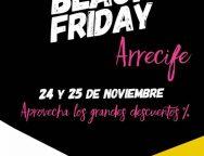 Los comercios de Arrecife celebran el Black Friday