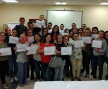 El Área de Salud de Lanzarote organiza un taller orientado a familiares y cuidadores de personas dependientes
