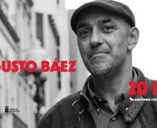Augusto Báez trae lo mejor de su jazz al Auditorio de la Cueva de los Verdes