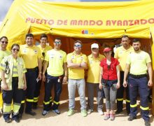 El Cabildo de Lanzarote agradece a voluntarios y cuerpos de seguridad y emergencias su contribución al desarrollo del 'VII Desafío 8ª Isla'