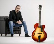 El guitarrista de jazz Yul Ballesteros y su quinteto actuarán el próximo 22 de febrero en el MIAC-Castillo de San José