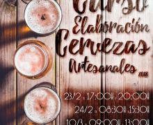 El Cabildo de Lanzarote organiza un curso de elaboración de cervezas artesanales
