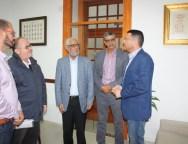 Teguise muestra a los delegados del Frente Polisario su apoyo al pueblo saharaui