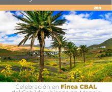 El Cabildo de Lanzarote celebrará en la finca ecológica del CBAL un curso de especialización en trabajos con palmeras, del 23 al 27 de abril