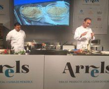 Saborea Lanzarote estuvo presente en la feria gastronómica de Menorca 'Fira Arrels'