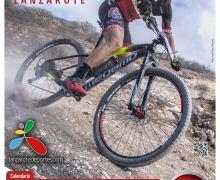 La VIII MTB-XC Ajei, que se celebra este domingo en San Bartolomé, segunda prueba puntuable de la Copa Mountain Bike Lanzarote 2018