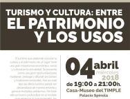 Teguise, sede de la conferencia inaugural del curso universitario sobre turismo cultural y patrimonial