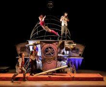El circo se adueña del Teatro El Salinero con el espectáculo Oopart