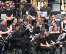El Teatro Víctor Fernández Gopar 'El Salinero y la Casa de la Cultura Agustín de la Hoz acogieron los conciertos de final de curso del Centro Insular de Enseñanzas Musicales