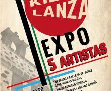 """Cinco creadores de nacionalidades diferentes comparten su visión artística a través de la exposición única """"KieroLanza"""""""
