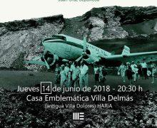 Juan Cruz presenta 'El volcán del turismo' en el municipio de Haría