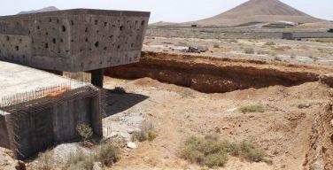 Impulso definitivo al Museo de Sitio del yacimiento arqueológico de Zonzamas