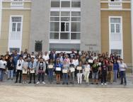 Los alumnos-trabajadores del proyecto de empleo 'Lanzarote Sostenible III' recibieron sus certificados de profesionalidad