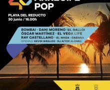 Todo a punto para la décima edición de la mayor fiesta al aire libre de Lanzarote: LOS40 Arrecife Pop