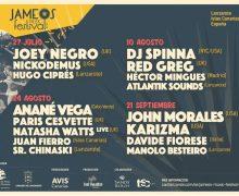 Jameos Music Festival 2018: 27 de julio, 10 y 24 de agosto y 21 de septiembre