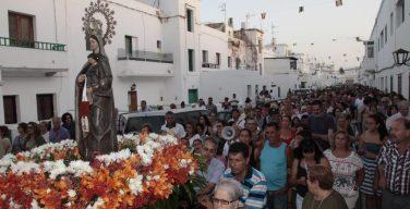 El Ayuntamiento de Arrecife invita a disfrutar de las Fiestas del Carmen en Valterra