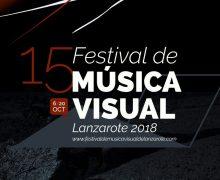 La danza y el cine, protagonistas del Festival de Música Visual de Lanzarote
