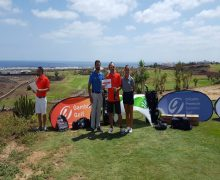Lanzarote Golf acogió una nueva prueba del Circuito Premium Gambito Golf 2018