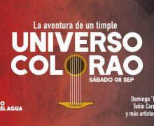 Los Centros y Toñín Corujo Quartet invitan a viajar alUniverso Colorao