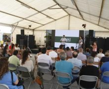 Los Centros presentan el Mercado Autóctono Sostenible, MAS Campesino, en la Feria de Los Dolores